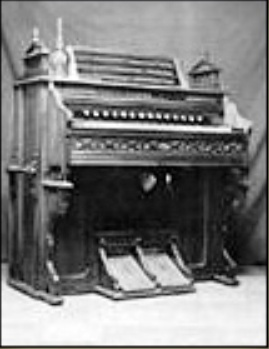 Dickinson Reed Organ