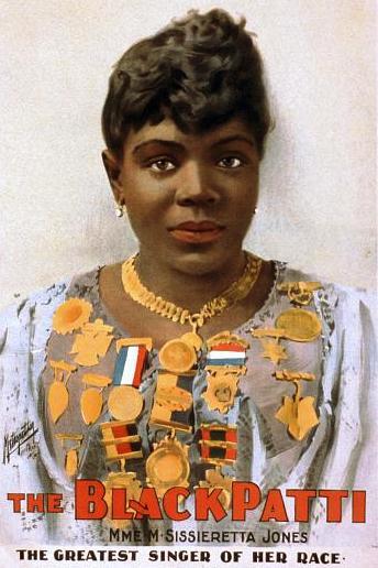 The Black Patti