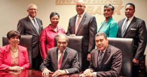 Executives at Industrial Bank, Courtesy of BlackBusiness.org