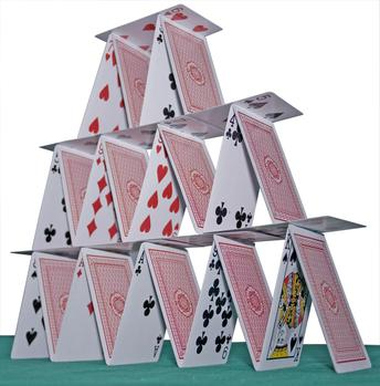 Talk to 'Em: House of Cards | The Black History Channel House Of Playing Cards