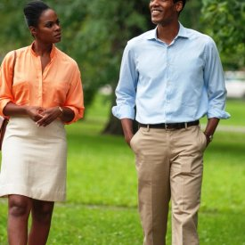 Southside with You (Barack and Michelle Obama)